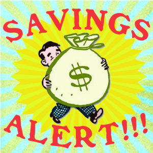 Savings Alert small